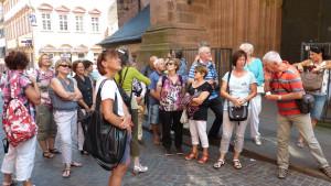 Jahresausflug 2015 Heidelberg