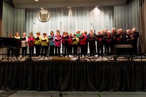 Frühjahreskonzert 2014 Gemischter Chor