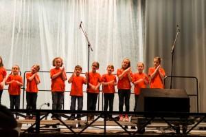 Frühjahreskonzert 2014 Spatzenchor
