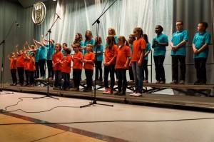 Frühjahreskonzert 2014 Kinderchor