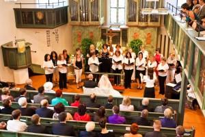 Mitwirken a tempo in der ev. Kirche 2013