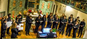 Konzert in der ev. Kirche 2013