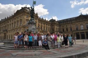 Jahresausflug Würzburg 2016